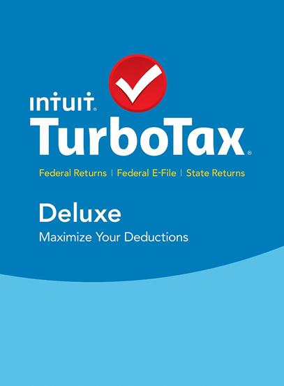 turbotax deluxe 2015 2016