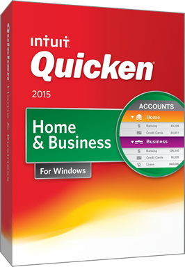 quicken home and business 2015 by intuit