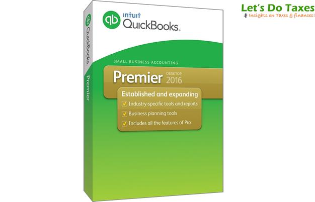 quickbooks premier 2016 discounts