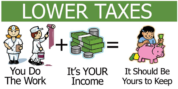 how to lower your taxes with tax credits