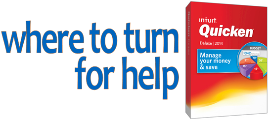 quicken 2014 help books and guides