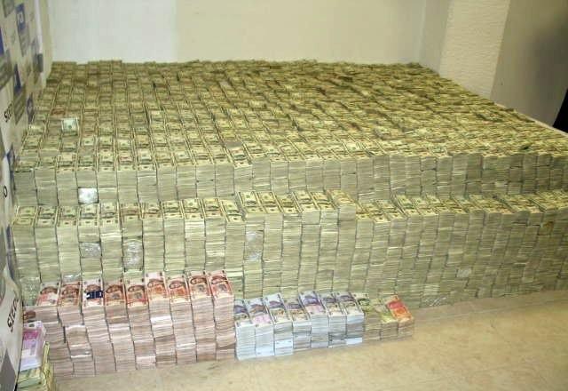 a ton of money