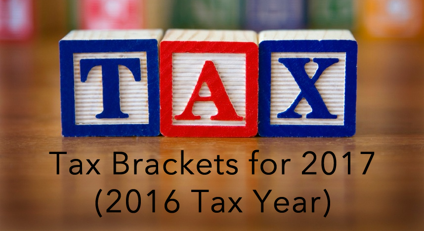 tax brackets for 2017