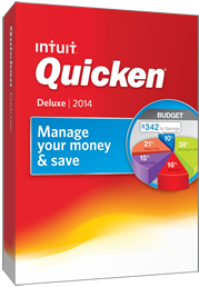 Quicken Deluxe 2014 Review