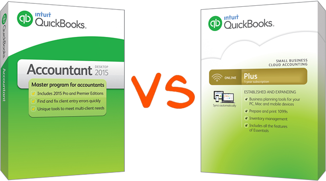 difference between QuickBooks Accountant Desktop Plus and Accountant Desktop