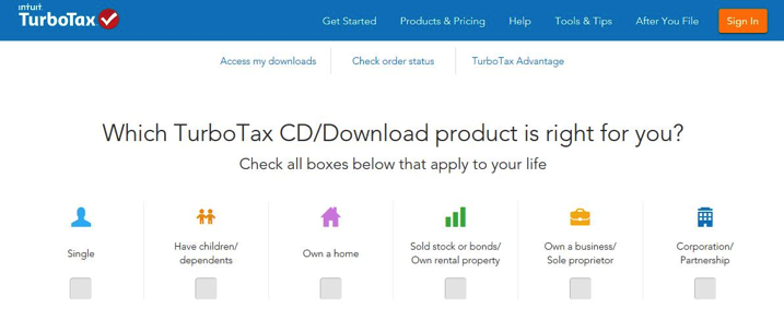 how to download turbotax - example 4