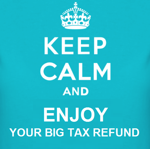 spend your tax refund 2017