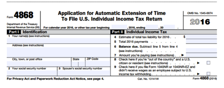 how to file tax extension by april 18 2017.fw